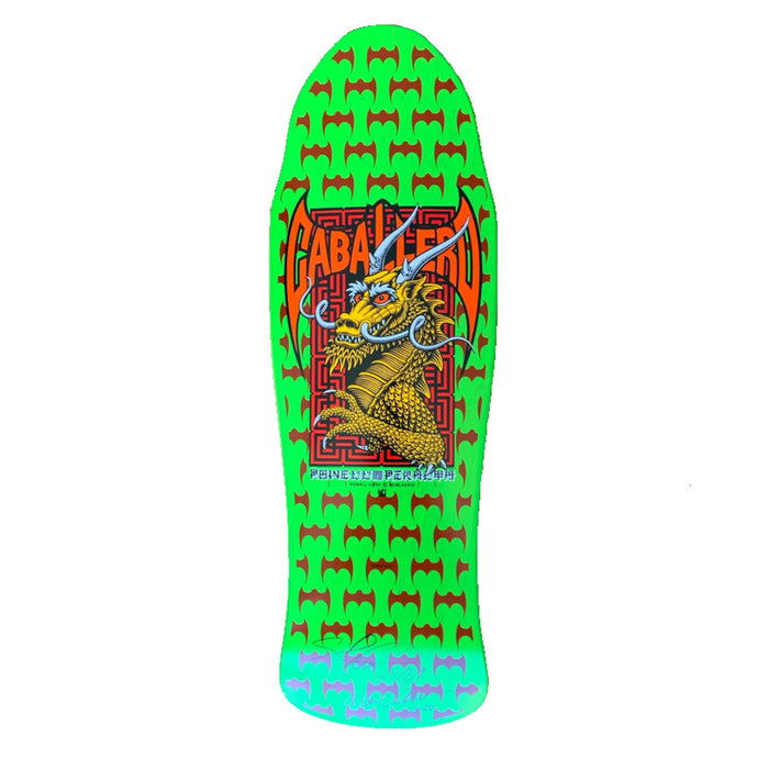 Caballero Autographed Deck (Deck Only)