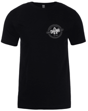 Load image into Gallery viewer, NEW DESIGN! Ohana Board Shop T-Shirt, Black (Adult)