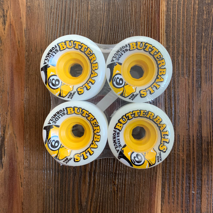 Sector 9 - Butterballs 70mm, Orange (80a)