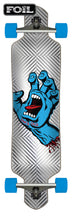 Load image into Gallery viewer, Santa Cruz Longboard - Screaming Hand Drop Thru