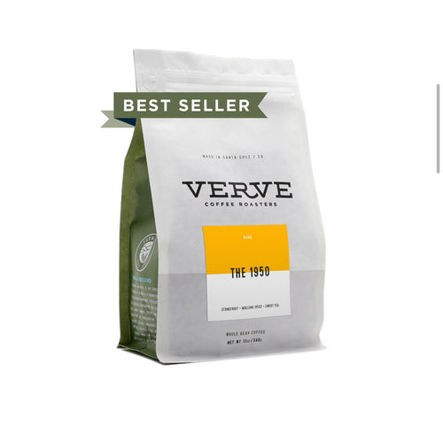 Verve Coffee Whole Bean Coffee - The 1950