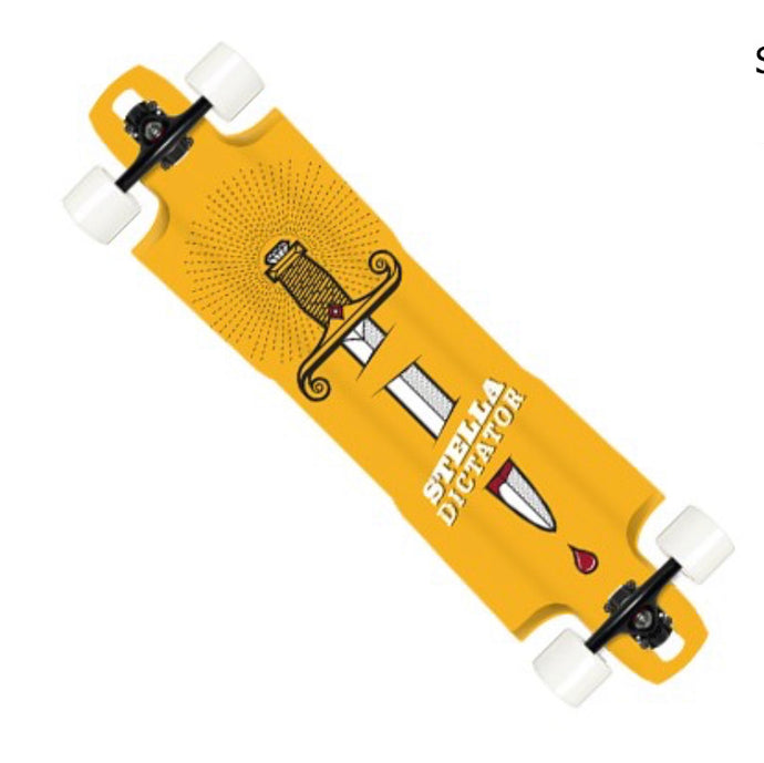 Stella Drop Down Longboard