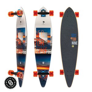 PREORDER! Sector 9 Longboard - Sunset