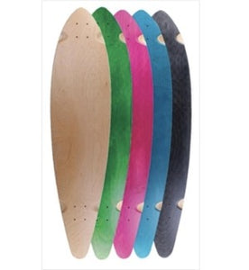 "Build-Your-Own-Longboard - 46"" Pintail Longboard"