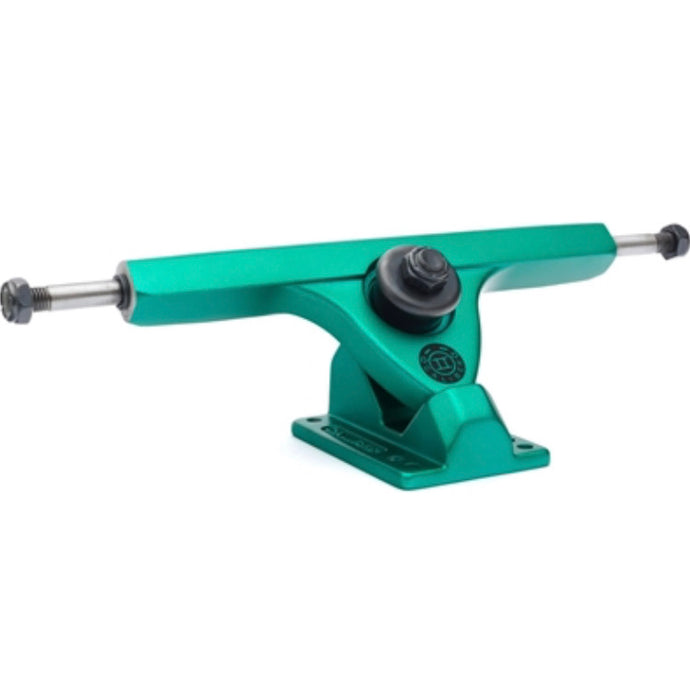 "Caliber Longboard Trucks - 10"" Teal (sold as a set of two)"