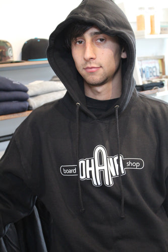 SOLD OUT! Ohana Board Shop Hoodie (BIG GUYS ONLY)