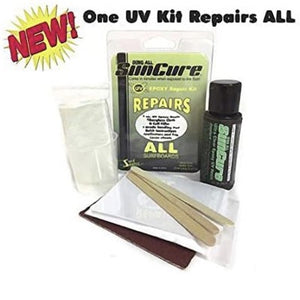 Suncure Ding All Surfboard Ding Repair All Kit - Epoxy