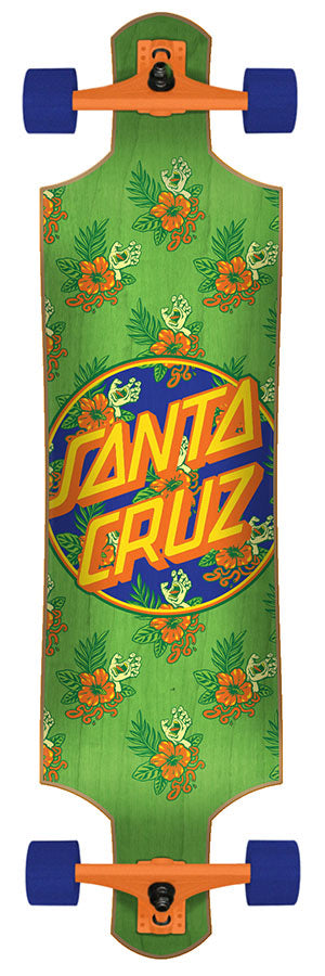Santa Cruz Longboard - NO FREE SHIPPING on this item.