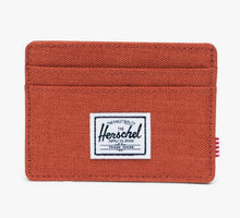 Load image into Gallery viewer, Herschel Wallet - Charlie, Picante Crosshatch
