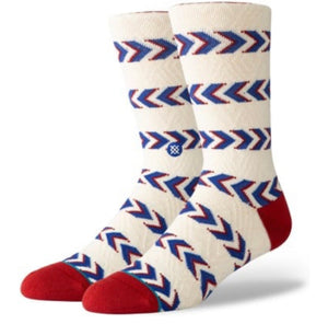 Stance Friendship Stripe (Men Size Large 9-13)