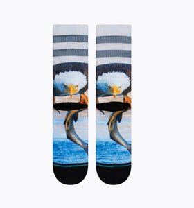 Stance Eddy (Men Size Large 9-13)