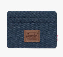 Load image into Gallery viewer, Herschel Wallet - Charlie, Denim