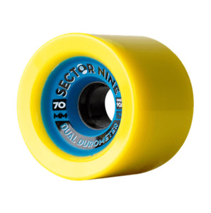 Sector 9 Wheels - 70mm 78A - Dual Duro