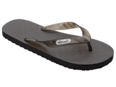 Locals Hawaiian Flip Flops (Youth), Clear Strap