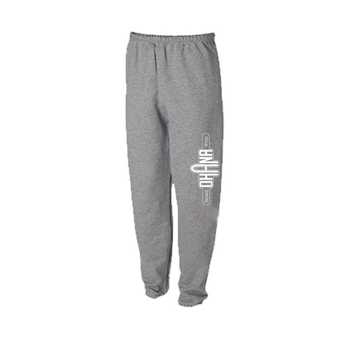 Ohana Board Shop Sweatpants, Gray