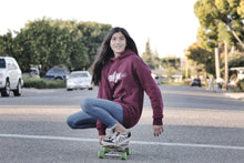 Load image into Gallery viewer, Ohana Board Shop Hoodie, Maroon