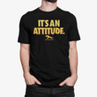 GETEMBOY It's An Attitude Energy T-shirt