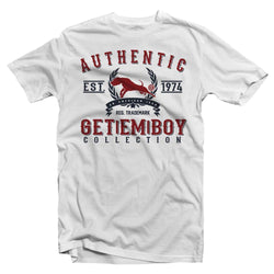 T-Shirts - GETEMBOY® Authentic Collection T-Shirt