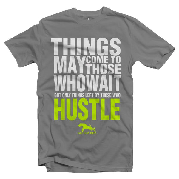 T-Shirts - GETEMBOY® 'HUSTLE' T-Shirt