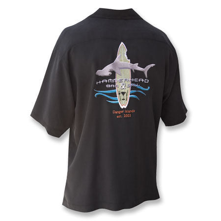 Hammerhead Bar & Grill Silk Shirt