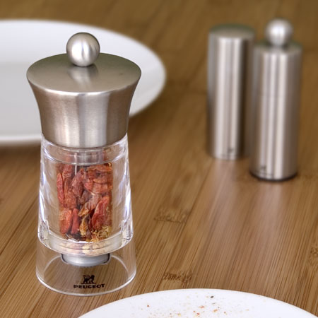 Peugeot Red Pepper Mill