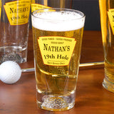 Good Times 19th Hole Glasses/Pitcher