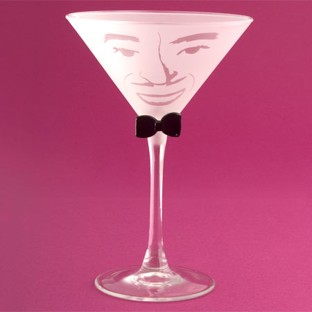 Orlando Martini Glasses - Set of Two