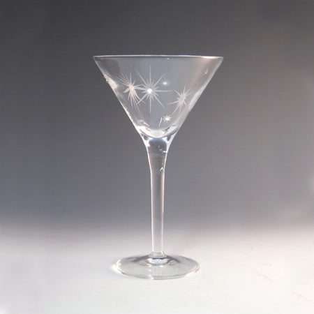 Twinkle Martini Glasses (Set Of 2)