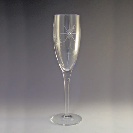 Twinkle Champagne Flutes (Set Of 2)