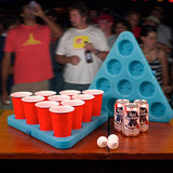 N-Ice Rack Beer Pong Freezer Set