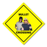 Personalized Road Crossing Sign