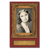 Personalized Historical Portrait Montez
