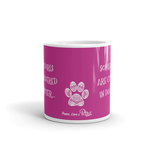 Image of Glitter Vs. Dog Hair Mug