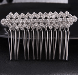 Rhinestone Crystal Hair Combs / Pins - Accessories - LoxLux Jewelry