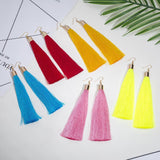 Earrings NEW Retro Long Tassel Earrings LoxLux Jewelry