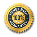100% Money Back!