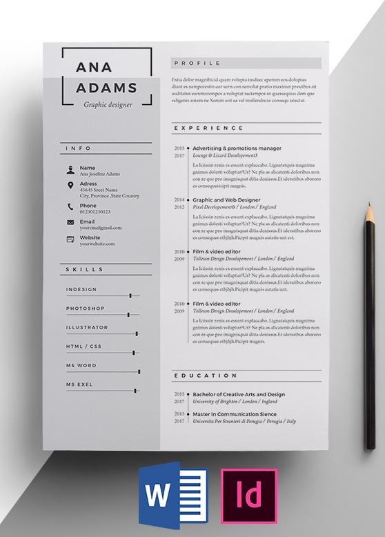 nyc advertising agency resume template easy to edit download