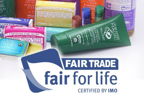 Dr Bronners Fair for Life