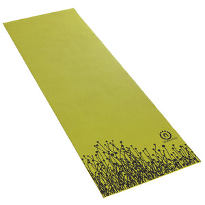 Eco-Smart Yoga Mat - Moss/Night