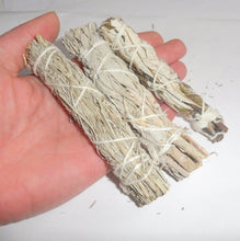 Smudge Mountain Sage incense - small