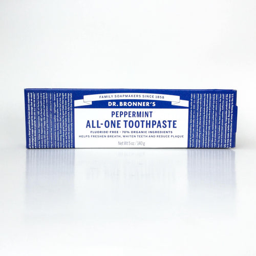 Peppermint All-One Toothpaste - EcoTienda La Chiwi