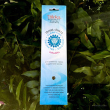 Chakra Herbal Incense - Throat