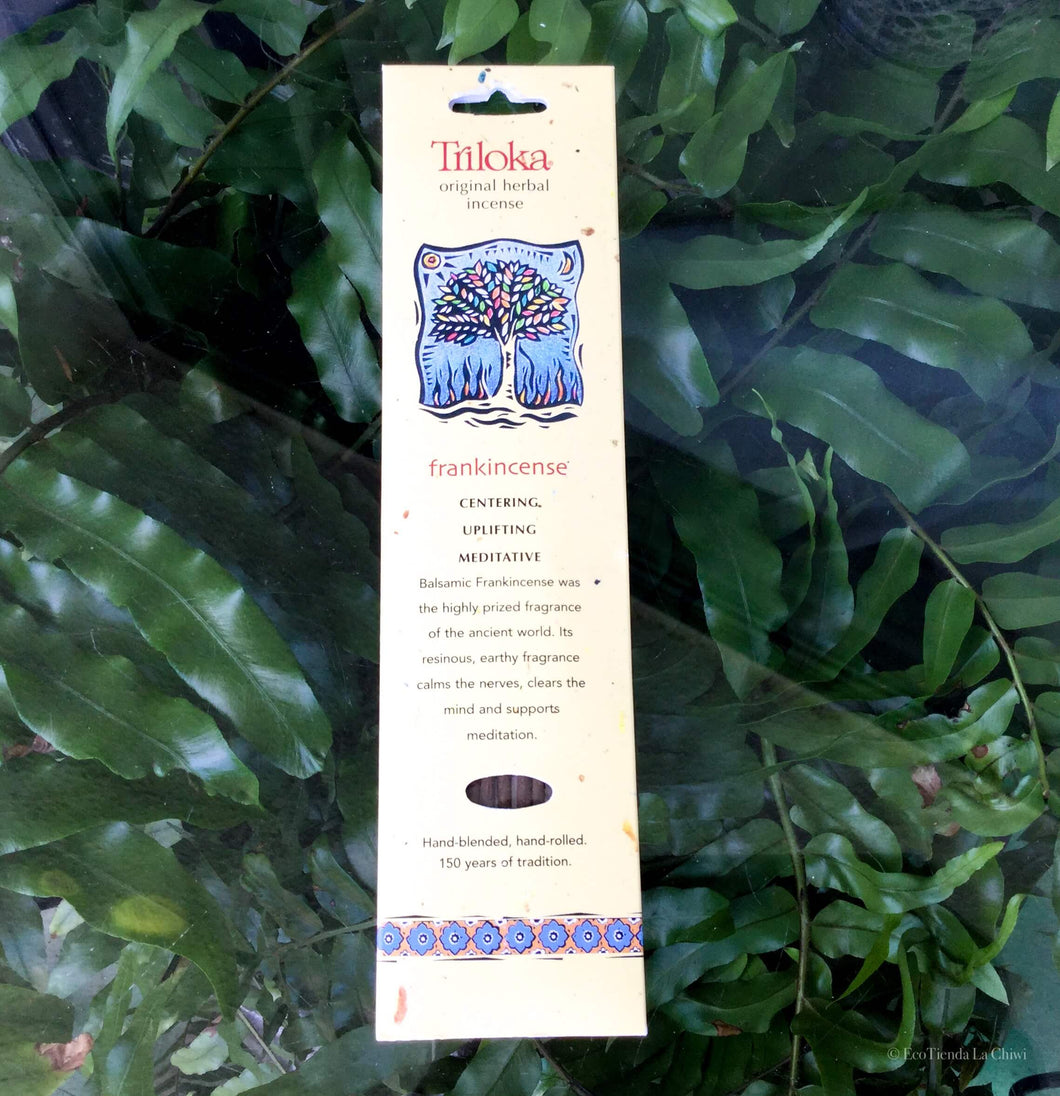 Frankincense Herbal Incense - EcoTienda La Chiwi