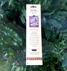 Nag Champa Herbal Incense - EcoTienda La Chiwi