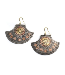 Rani of Jhansi Earrings - Ecotienda La Chiwi