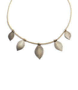 Sanctuary Goldtone Necklace - Ecotienda La Chiwi