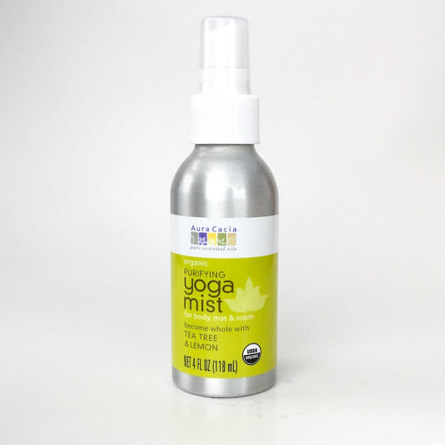 Yoga Mist - Tea Tree & Lemon - EcoTienda La Chiwi