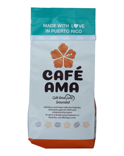 Cafe Ama #LoveBlend, 8oz (molido)