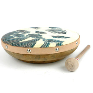 Frame Drum - Jumping Fish - Ecotienda La Chiwi