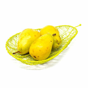 Wire Bowl - Pear - Ecotienda La Chiwi